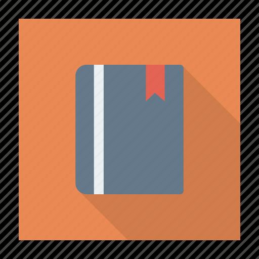 bookmark, books, fav, favorite, label, library, reading icon
