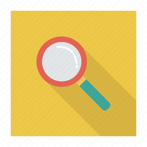 explorer, find, glass, magnifier, optimization, permormance, search icon