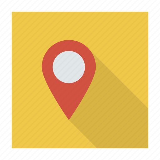 gps, location, map, pin, position, satellite, signal icon