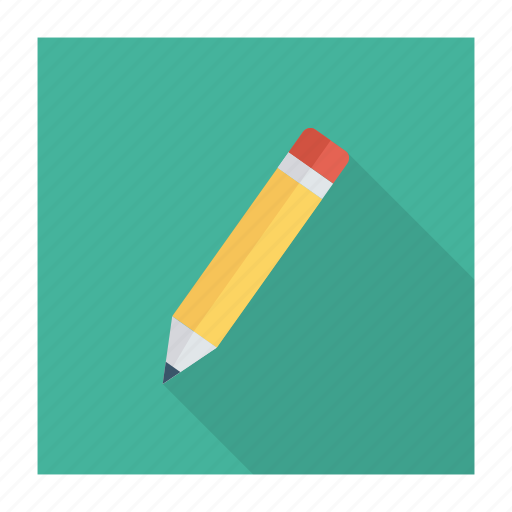 design, edit, office, pen, pencil, stationery, tool icon