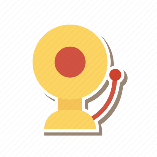 alert, bell, bells, notification, ring, room, service icon