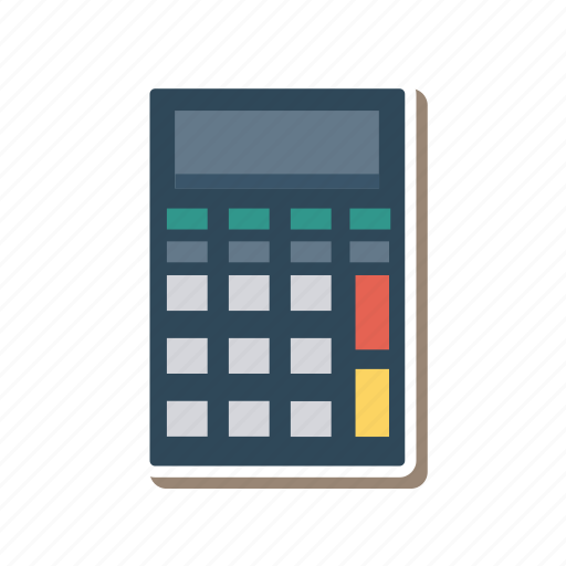 accounting, business, calculator, finance, marketing, science, tax icon