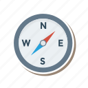 compass, direction, map, navigation, pointer, safari, tools icon