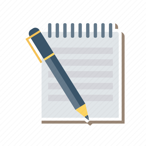 clipboard, document, file, list, notepad, notes, page icon