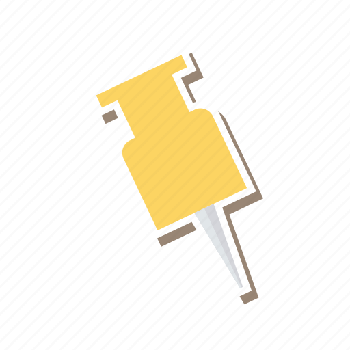 business, gps, location, map, office, pin, push icon