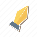 drawing, edit, education, office, pen, write, writing icon