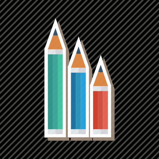 edit, education, office, pencil, school, write, writing icon