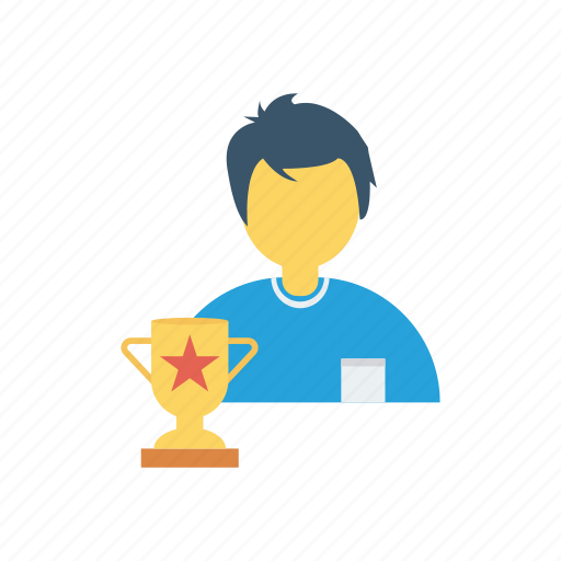 award, education, prize, ranking, study, trophy, winner icon