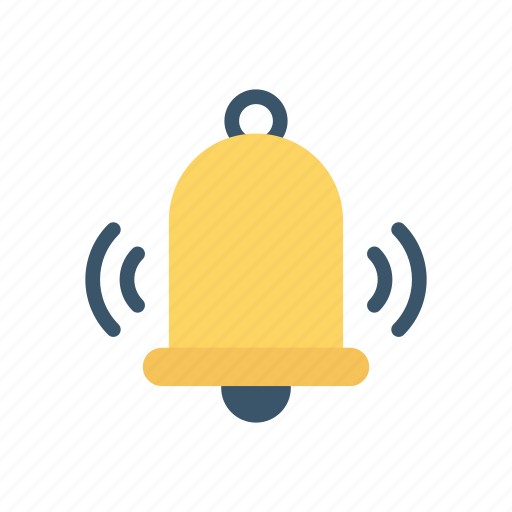 alarm, alert, bell, christmas, marry, notification, ring icon