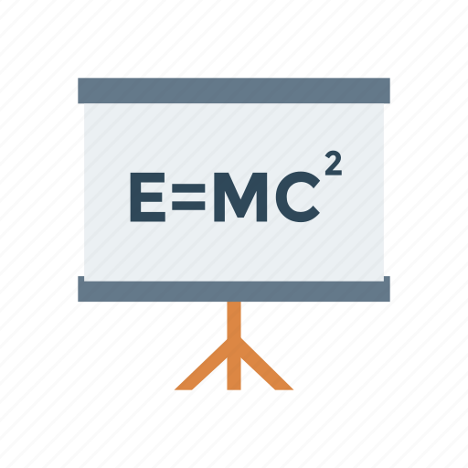 blackboard, board, classroom, lecture, projector, screen, white icon