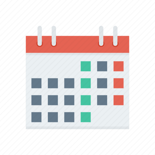 appointment, calender, date, month, schedule, time, timetable icon