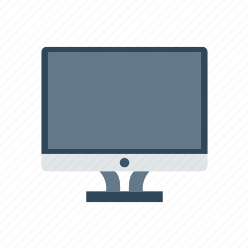 Display, lcd, led, monitor, pc, television, tv icon - Download on Iconfinder