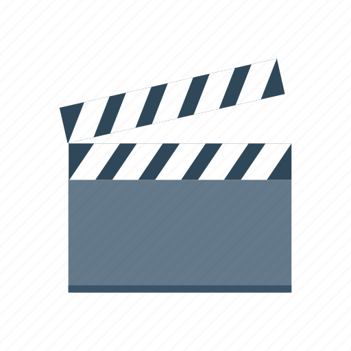 cinema, direction, film, hollywood, manufacture, production, settings icon