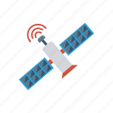 astronomy, communication, media, news, satellite, space, wireless icon