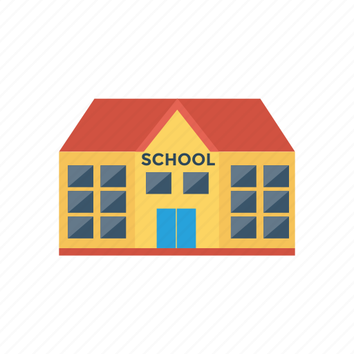 Building, college, education, school, university icon - Download on Iconfinder