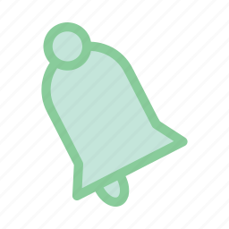 bell, bell icon, class, notification, ring, school icon