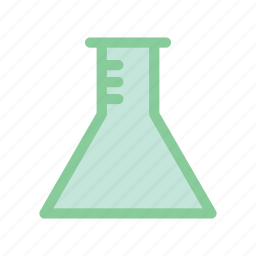 biology, biology class, chemistry, experiment tube icon