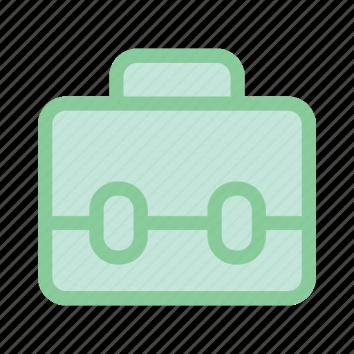 handbag, pupil, school suitcase, suitcase icon