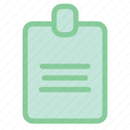 book, note, notepad, paper icon