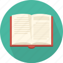 book, open icon