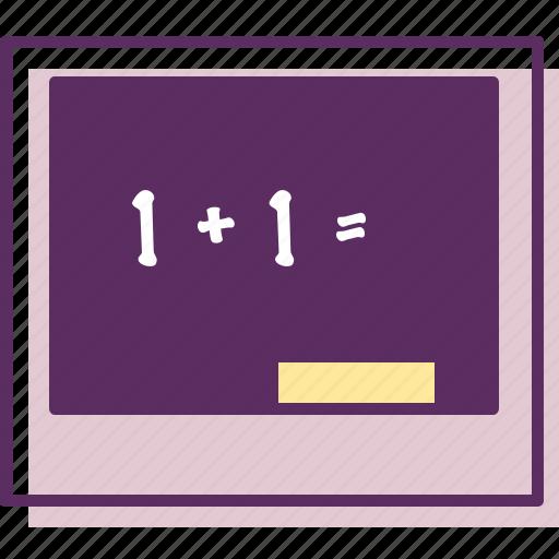 Blackboard, board, chalkboard, flat solid, sheet, wooden board icon - Download on Iconfinder