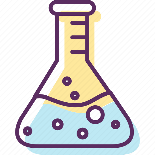 Chemical science, chemistry, lab, laboratory, natural science, substance icon - Download on Iconfinder