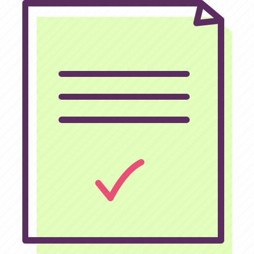 data, document, documentation, files, information, notes, record icon