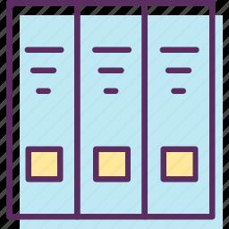 brochure, data, document, files, folders, portfolio, record icon