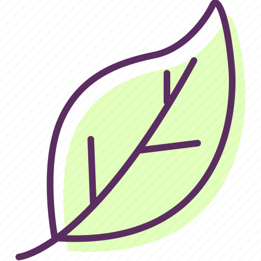 foliage, frond, leaf, leaflet icon