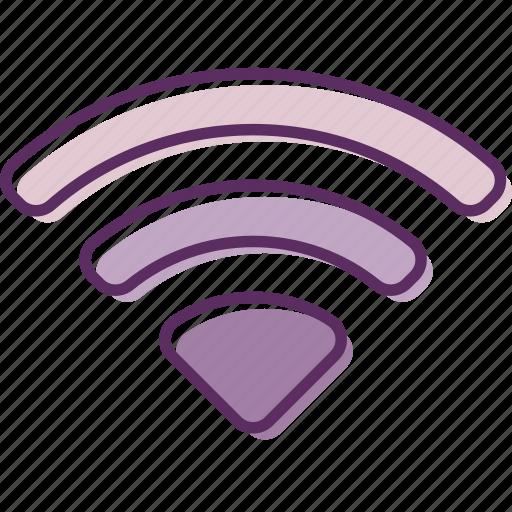 signal, wifi, wireless, wireless fidelity, wlan icon