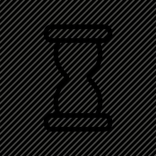 Deadline, hourglass, sandglass, stopwatch, timer icon - Download on Iconfinder