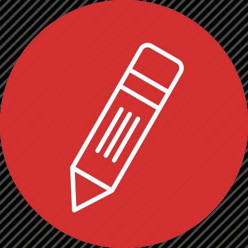 edit, pen, pencil, tool, writing icon