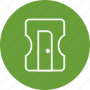 cutter, sharp, sharpener, stationary, tool icon