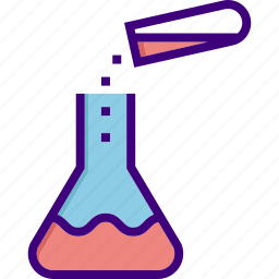 chemical, chemistry, chemistry test, experiment, medical, test, testing icon