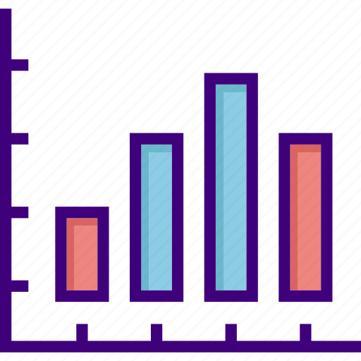 analytics, chart, finance, infographic, report, sales, statistics icon