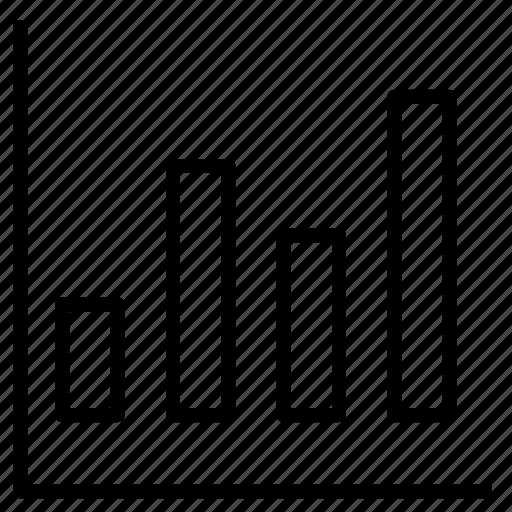 Graph, statistics, bar, chart icon - Download on Iconfinder
