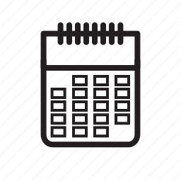 calendar, date, education, graduation, time icon