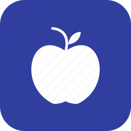 apple, food, fruit, healthy, meal icon