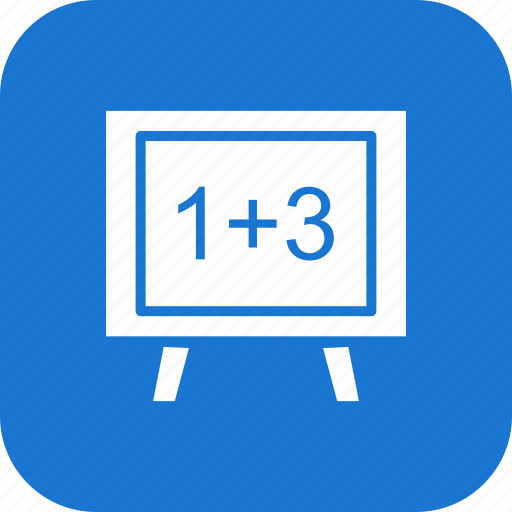 accounting, calculation, digital, formula, mathematics icon