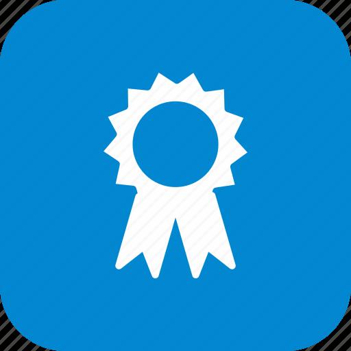 achievement, certificate, degree, diploma, reward, success icon