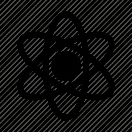 atom, education, school, science, university icon