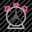 alarm, alert, clock, schedule, time