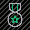 achievement, award, medal, prize, success