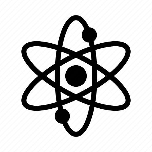 Atom, education, electron, molecule, science icon - Download on Iconfinder