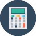 calculator, scientific icon