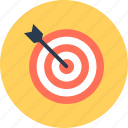 aim, shooting, target icon