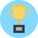 achievement, award, reward, trophy icon