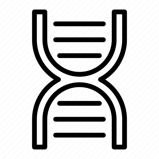 dna, education, physics, school, science icon