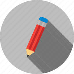 document, equipment, note, pencil, record, tool, write icon