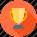 achievement, award, cup, prize, reward, trophy, winner